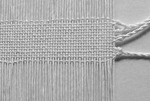 weaving / inspiration and instructions for weave weave weaving / by Rosie
