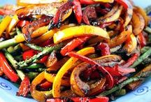 ROASTED VEGETABLES!!!... / by Granny Cox