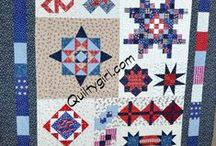 My Quilts / Quilts that I have made or am working on. Some are scrappy, traditional, modern,... but all are FUN!