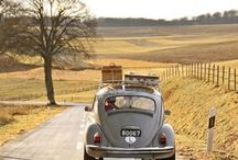 Foto - Let's Go Somewhere! / Road trip. Voyage. Travel.  / by Marie-Eve