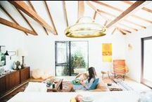 INTERIOR SPACES / by Home With Her