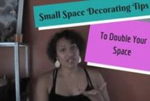 Home Decorating Videos / video tutorials on home decorating tips, interior design tips, DIY, room design tips, virtual design, home decor inspiration, interior decorating tips