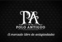 POLO ANTIGUO / PAGINA DE VENTA DE ANTIGÜEDADES POR INTERNET - WEBSITE SELLING ANTIQUES ONLINE