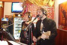 Ary Roby Capodanno 2011 Al Pineta Trieste / In collaborazione con Mufe Party Organizziamo Feste senza scopo di lucro per divertirsi e per farvi divertire