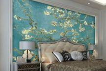 Bedroom inspiration / Bedroom