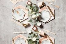 | Tablescapes | / Wedding & event table styling and inpsiration.