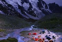 Outdoor Activities (Camping/Hiking/Kayaking)