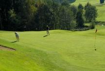 Golf en Alsace / Au cœur d'une #Alsace riche de traditions et de culture, venez faire l'expérience de parcours de golf inoubliable dans des paysages pittoresques au sein d'une nature préservée.