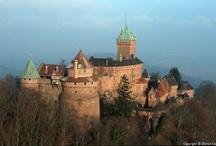 Châteaux d'Alsace
