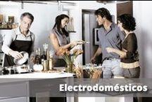 Electrodomésticos. / Una gran seleccion, de todo tipo de elctodomésticos, como cocinas, encimeras, campanas, hornos ect....