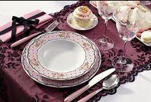 Rosy Serisi / Rosy serisi ile sofralarınız çiçek açsın