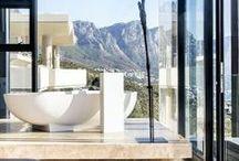 Baños / Todas las propuestas de diseño para los cuartos de baño. #baños #bath bathroom #design