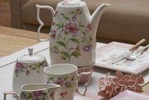 Butterfly Çay ve Kahvaltı Serileri / Butterfly çay setleri, pasta setleri ve kahvaltı setleri ile sofralarınız daha romantik