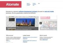 Atomate.net / Atomate is a dynamic software development company focused on web and mobile solutions. We are passionate, creative and efficient.