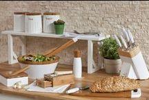 Bambu Porselen Servis Takımları / Bernardo porselen bambu takımlar ile mutfağınız daha da güzel