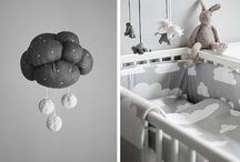 Baby's room / I have just discovered I am going to be an auntie and as I am an interior designer I feel it's only appropriate to help plan the baby's room!! Here are my favourite contributions...