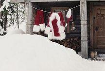 Festive frivolity / Everything I love about Christmas