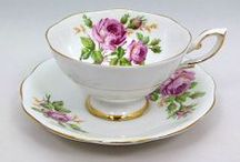Vintage China Lost Loves / Broken a treasured piece of vintage china? We'd love to come to the rescue. Check our current stock of replacement pieces...