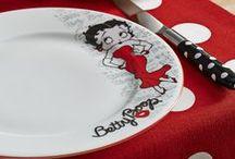 Betty Boop Collection / Bernardo Betty Boop Serisi'nin en güzel ürünleri