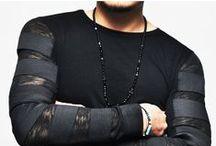 Men Casual Tops / Casual Fashion For Men