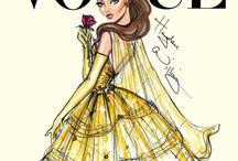 Vogue Disney / Keeping it real!!