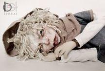 Lostalki - Art Dolls & other / Lostalki - lalki niekoniecznie do przytulania