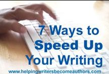 Develop Your Craft: Authors / How-to's for writing and developing your talent as an author. Find something to spark your imagination or help you develop characters and weave plots that get your reader to turn the page!