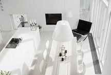 Keuken / Inspiratie voor keukens, ruimte indeling en eetkamers