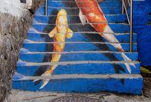 Street Art / I love looking at amazing street art