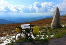 Voyages à vélo / Bike trips en France et Europe, cyclotourisme. Récits et photos de mes biketrips à cette adresse : http://biketripsenfrance.blogspot.fr/