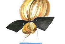 Sketches // Illustration