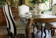 Dining Room Furniture / The best in high-end dining room furniture.