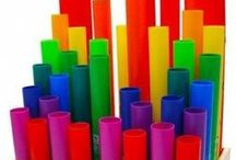 Teaching With Boomwhackers / Anything to do with Boomwhackers.