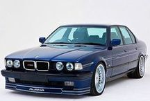 BMW E32 - 7er