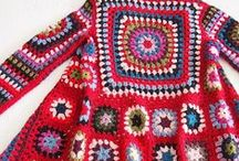 Crochet / A variety of crochet projects.