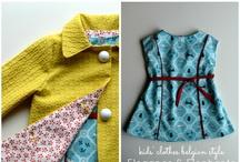 Sewing Patterns Kids