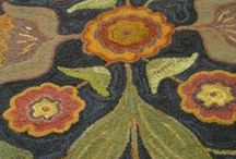 wool rugs / by Joan Wenhold