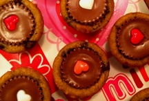 I Love PB / Perfect peanut butter Valentine's Day recipes to make for that special someone. / by Georgia Peanuts