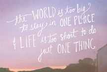 Words to Live By / Beyond words / by Kat McKinstry