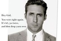 Ryan Gosling - Hey Girl / Pictures of Ryan Gosling with Hey Girl phrases.