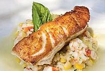 Fresh Grouper / Recipes for preparing fresh grouper