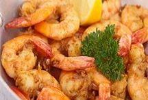 Fresh Shrimp / Recipes for preparing fresh shrimp