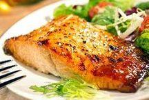 Fresh Salmon / Scottish Salmon from Faroe Island