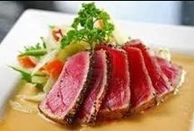 Fresh Tuna / Yellow Fin Ahi Tuna (Sushi Grade)