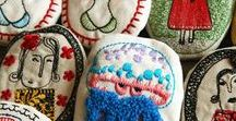 Embroidery & Cross Stitch / Great embroidery and cross stitch projects - all sorts!