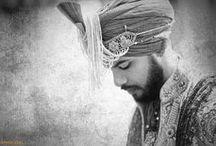 Sikh | Punjabi Grooms & Fashion / Punjabi Men's Wedding Suits and Everyday Fashion