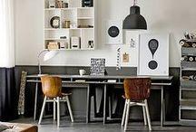 Przestrzeń do pracy, biuro, gabinet (insp.)