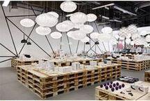 Interiors / Corporate and retail interiors