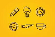 Iconography / Icons and pictograms