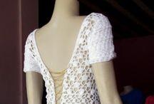 Vestidos a Crochet / by María Cordova